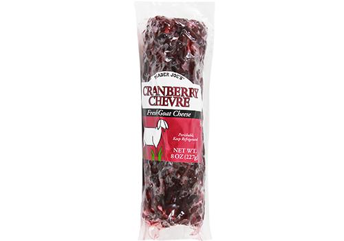 Cranberry Chevre