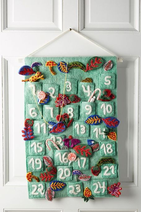 Felted Forest Advent Calendar