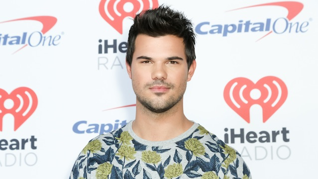 Taylor Lautner attends the 2nd Night of the 2017 iHeartRadio Music Festival
