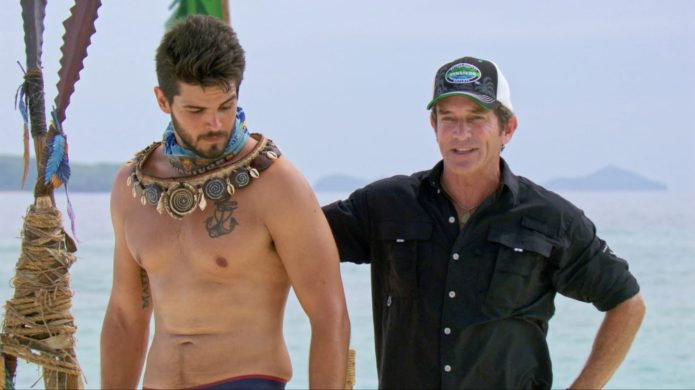 'Survivor' Contestant Dan Rengering and That