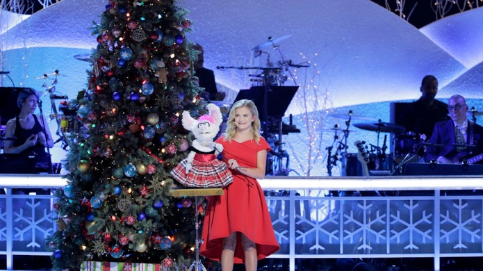 Darci Lynne: My Hometown Christmas special