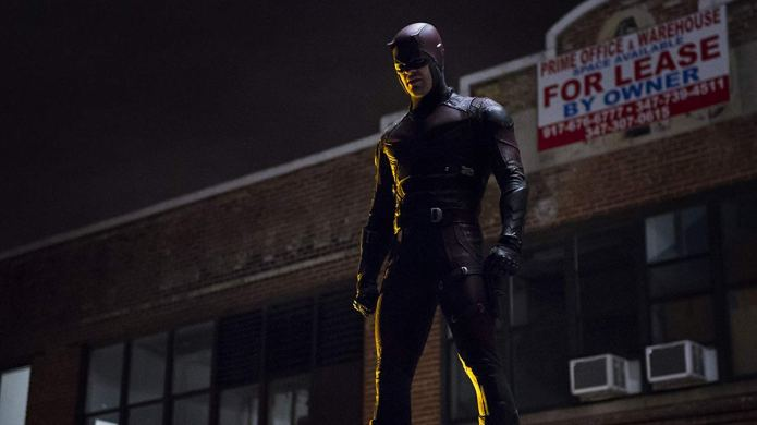 photo of charlie cox in 'Daredevil'