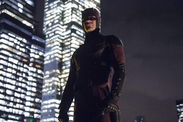 photo of Charlie Cox in Netflix's 'Daredevil'