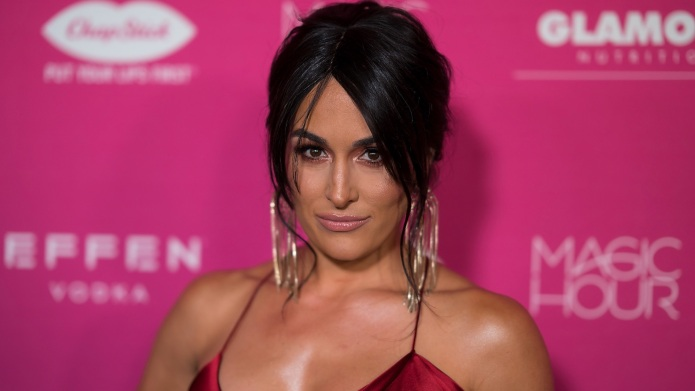 Nikki Bella attends the2018 US Weekly