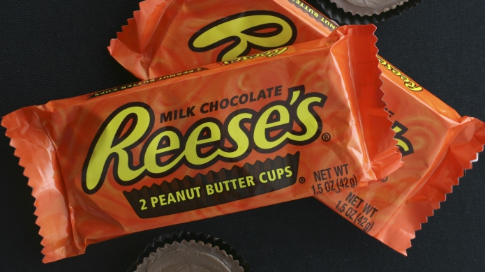 photo of reese's peanut butter cups