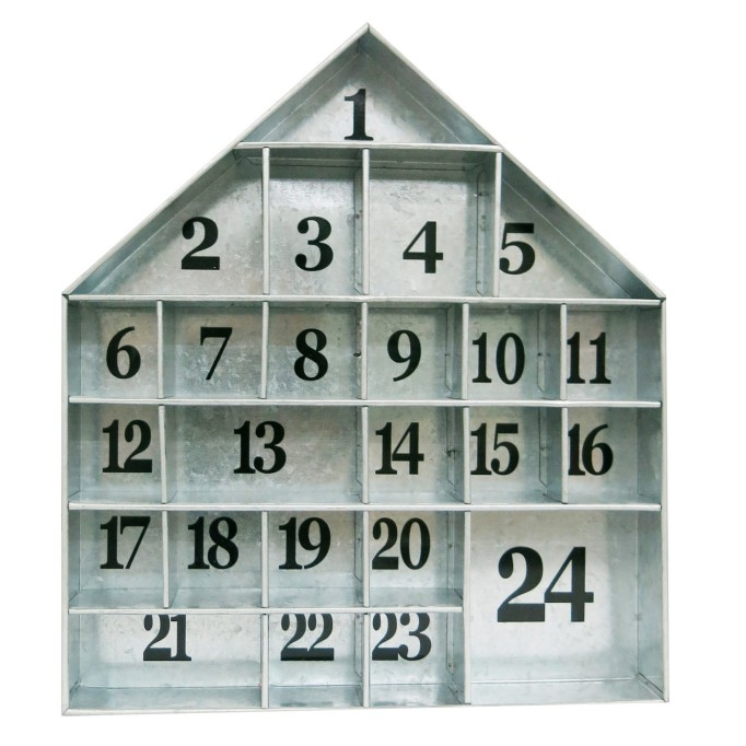 Open House advent calendar.