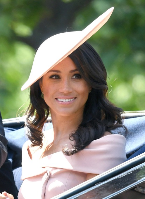 Meghan Markle June 2018