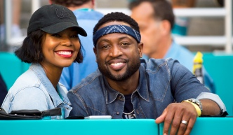 Gabrielle Union & Dwyane Wade's Daughter's