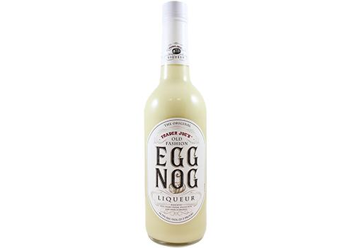Egg Nog Liqueur