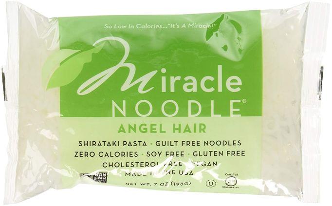 Miracle Noodle Shirataki Pasta