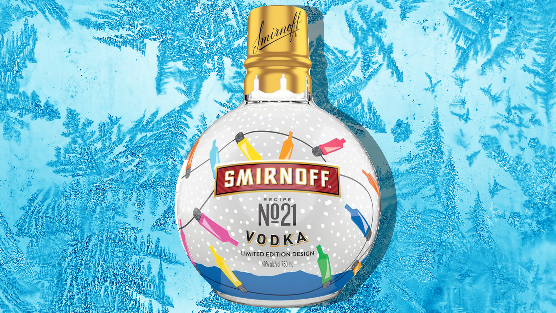 These Smirnoff-Filled Christmas Tree Ornaments Make the Perfect Holiday Gift