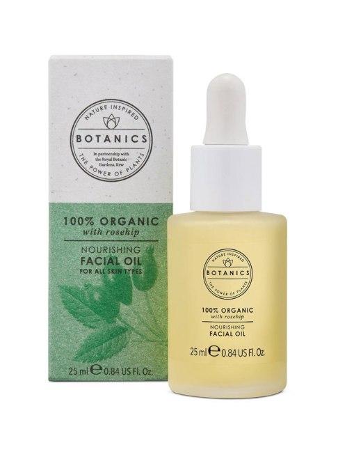 Botanics 100% Organic Nourishing Facial Oil