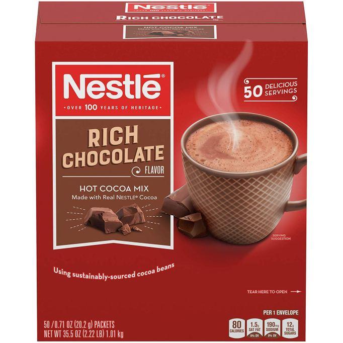 Nestlé Rich Milk Chocolate Hot Cocoa Mix