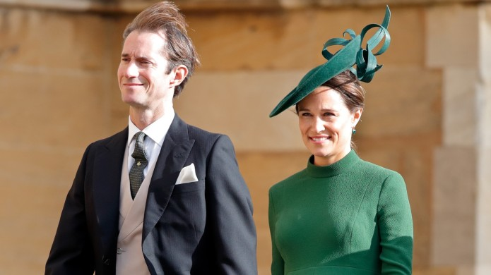 James Matthews and Pippa Middleton attends