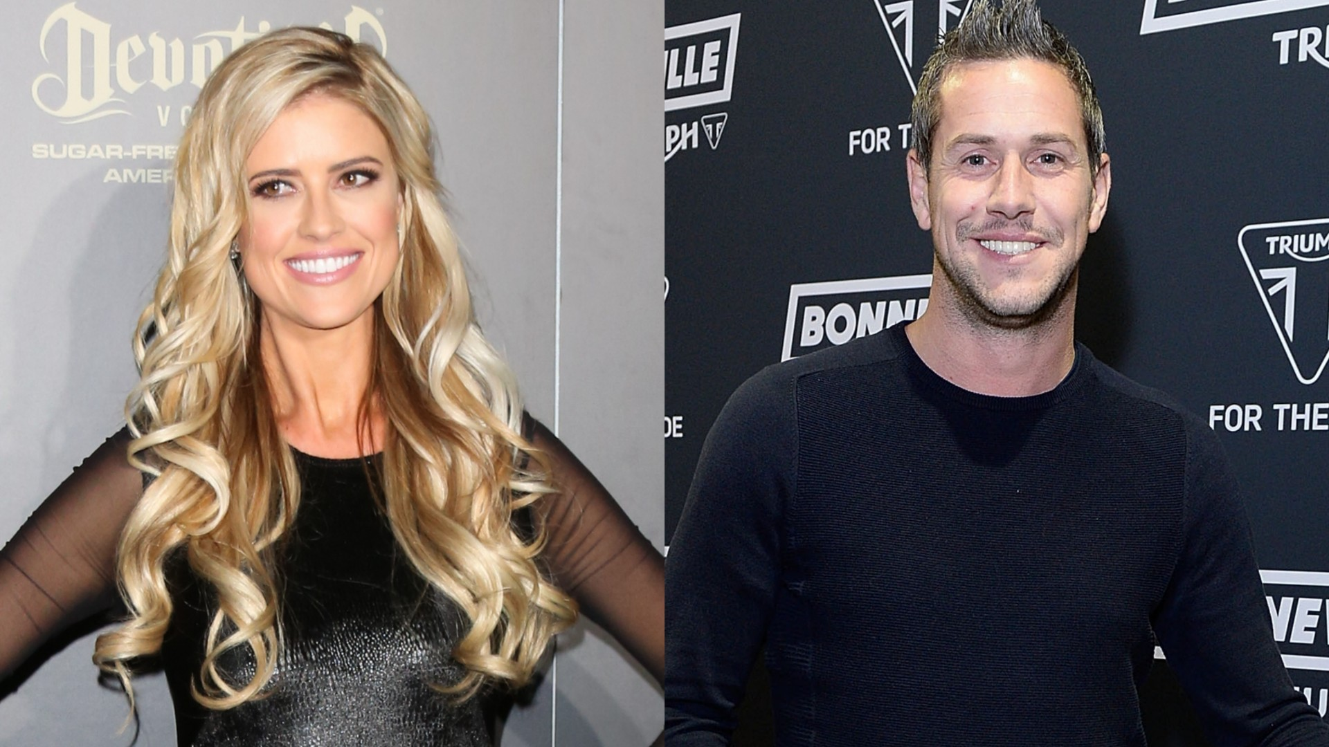 cc4d7c52 Christina El Moussa & Ant Anstead Celebrate Their One-Year Anniversary
