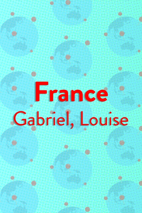 The Top Baby Names in (Almost) Every Country of the World: France
