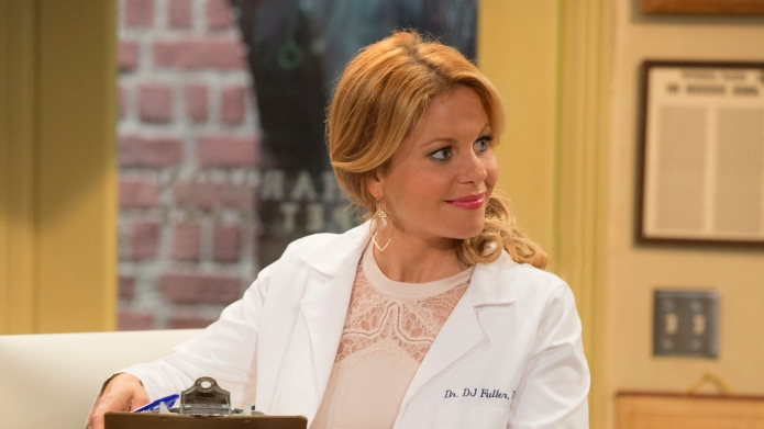 Candace Cameron Bure in 'Fuller House'