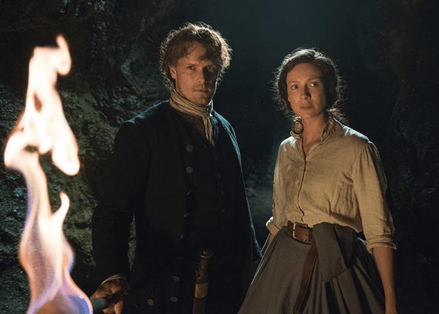 Still from 'Outlander' season 3