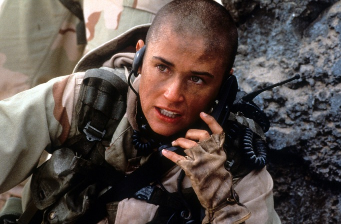 Demi Moore as Jordan O'Neil