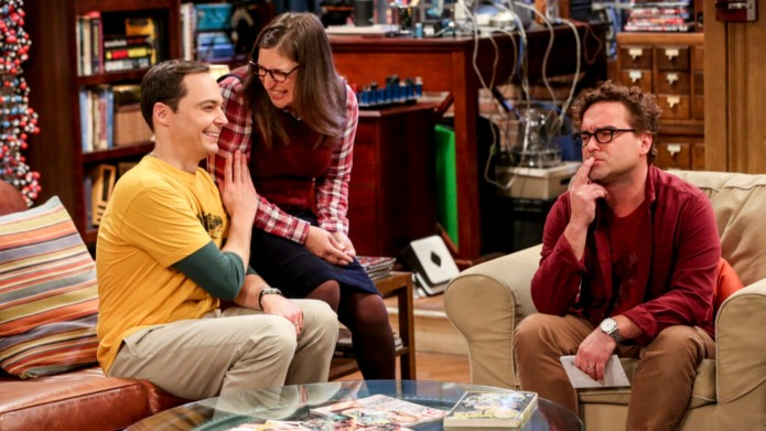 Photo of Jim Parsons, Mayim Bialik
