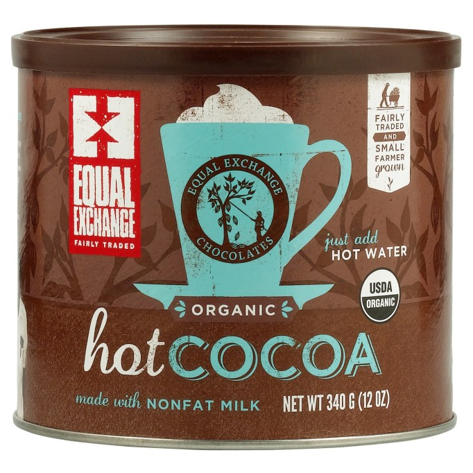 Equal Exchange Organic Hot Cocoa