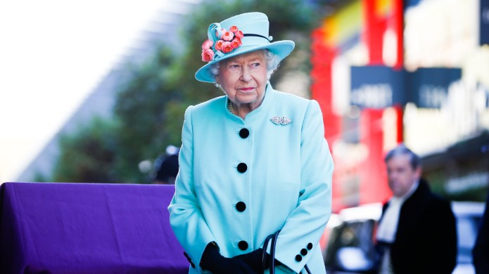 Queen Elizabeth II visits The Lexicon