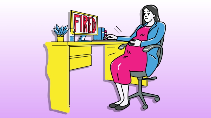 I Was Fired for Being Pregnant