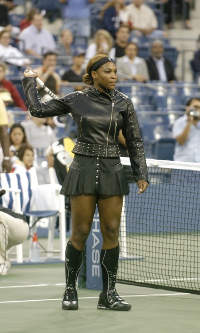 Serena Williams: 2004 U.S. Open