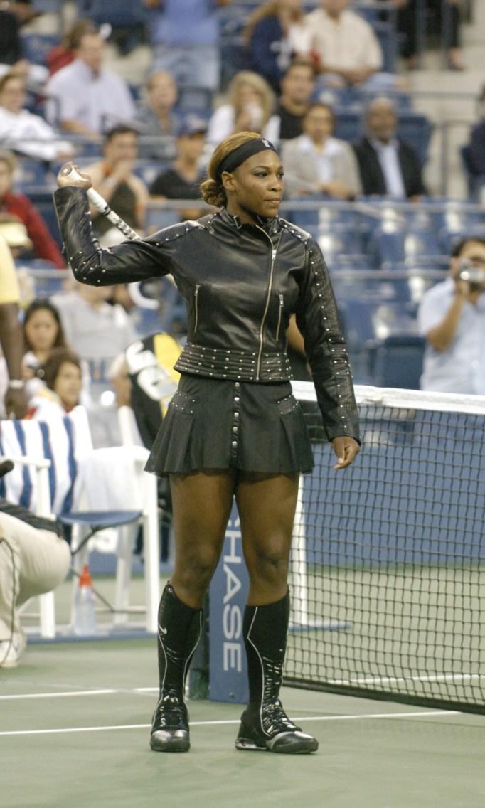 Serena Williams: 2004 U.S. Open