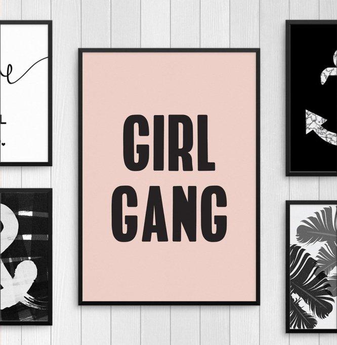 'Girl Gang' Poster