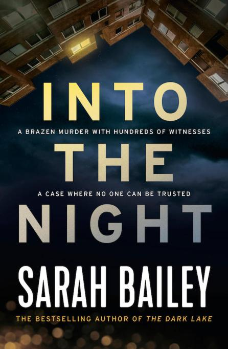 'Into the Night' by Sarah Bailey