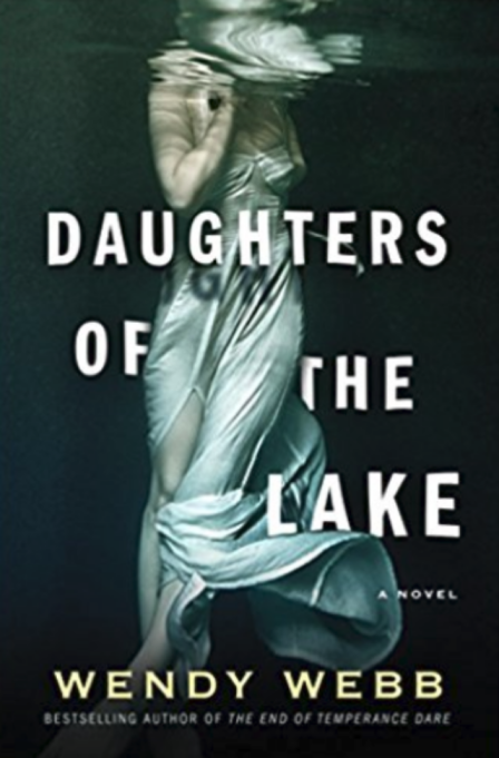 Cover of 'Daughters of the Lake' by Wendy Webb