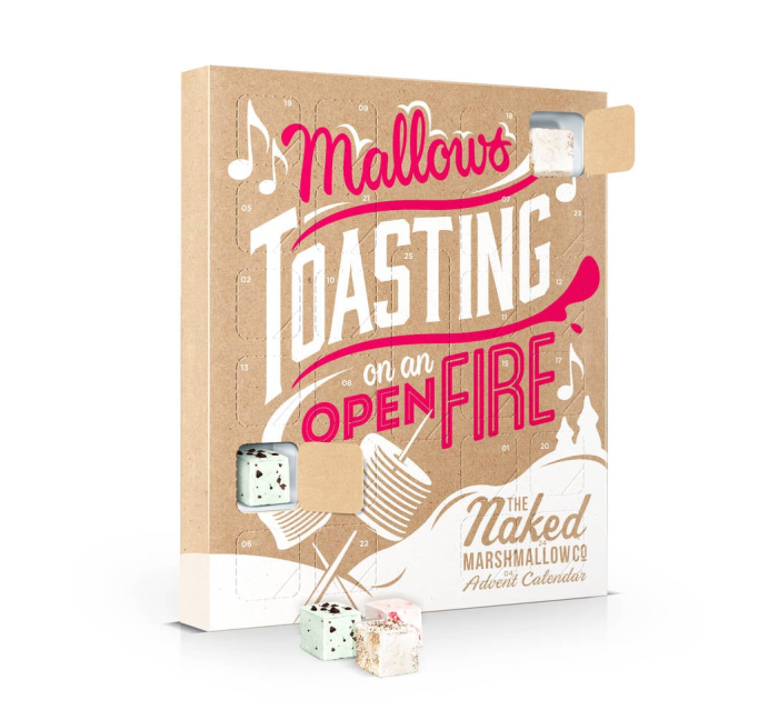 Naked Marshmallow Co. Advent Calendar