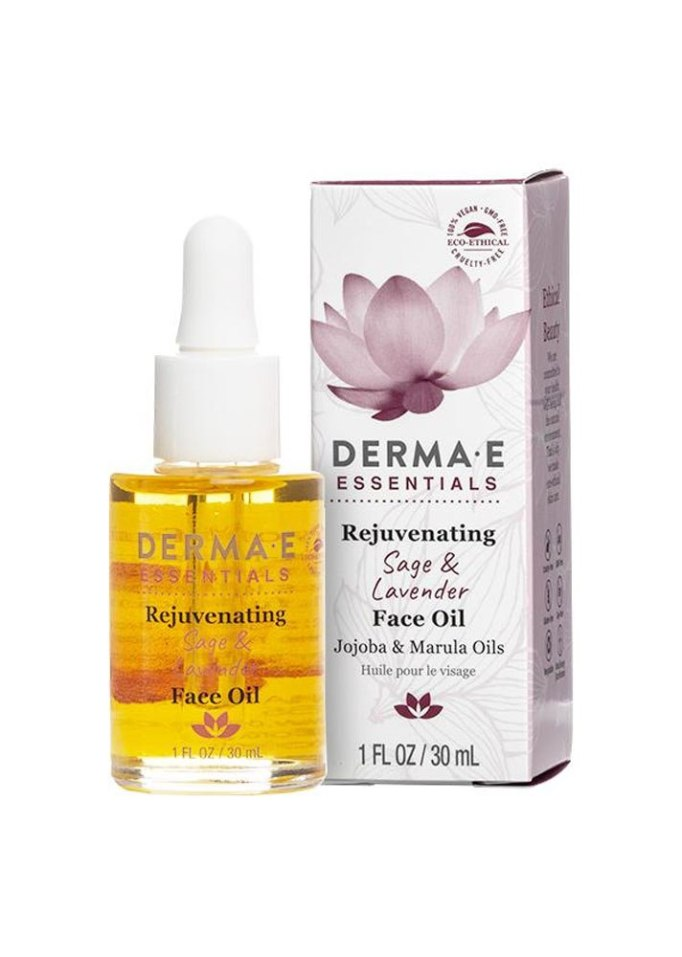 Derma E Rejuvenating Sage & Lavender Face Oil