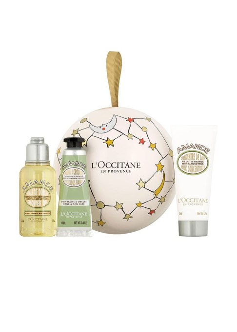 L'Occitane Almond Ornament Set