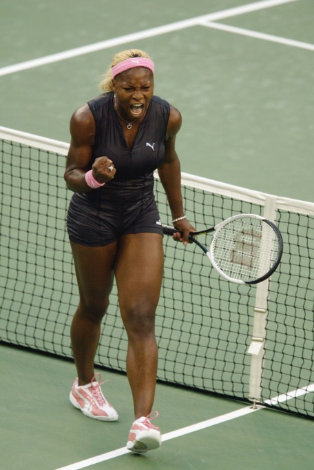 Serena Williams: 2002 U.S. Open
