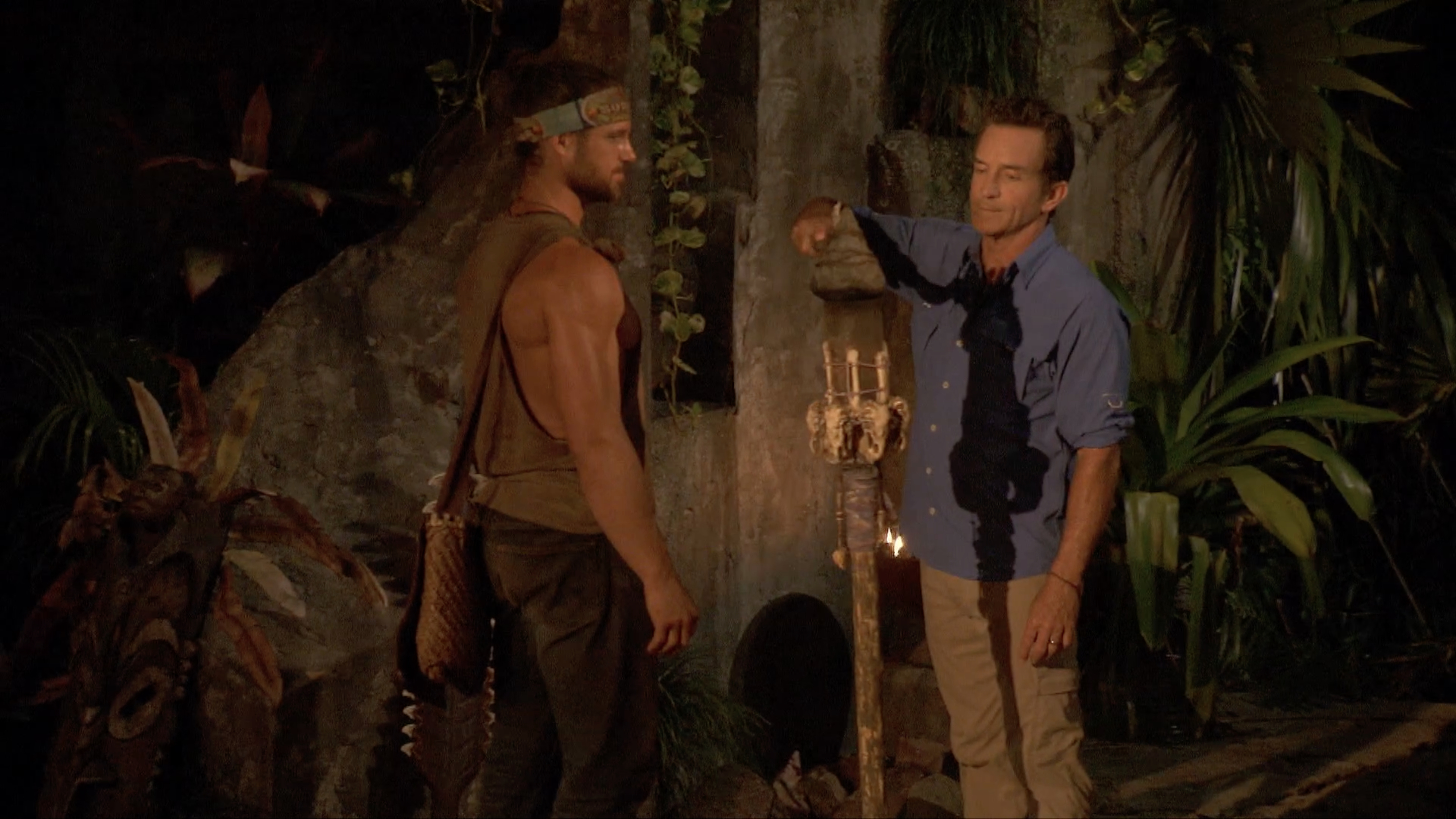 John Hennigan voted off Survivor: David vs. Goliath