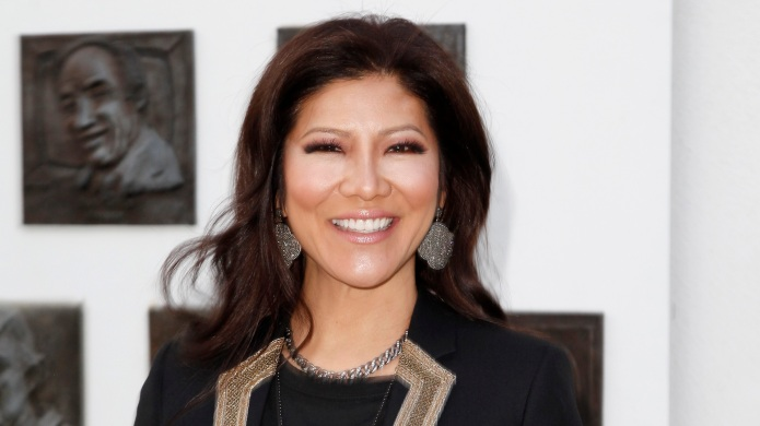 TV personality Julie Chen