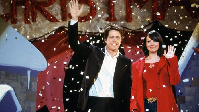 Hugh Grant and Martine McCutcheon star