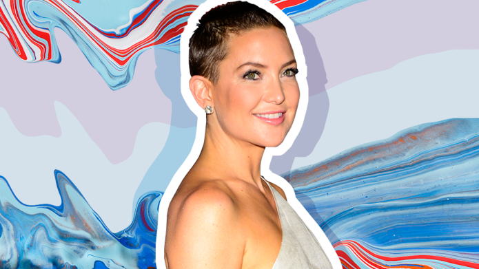 Kate Hudson Is on a Mission