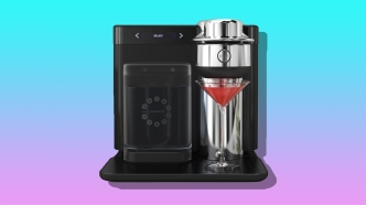 Keurig cocktail maker