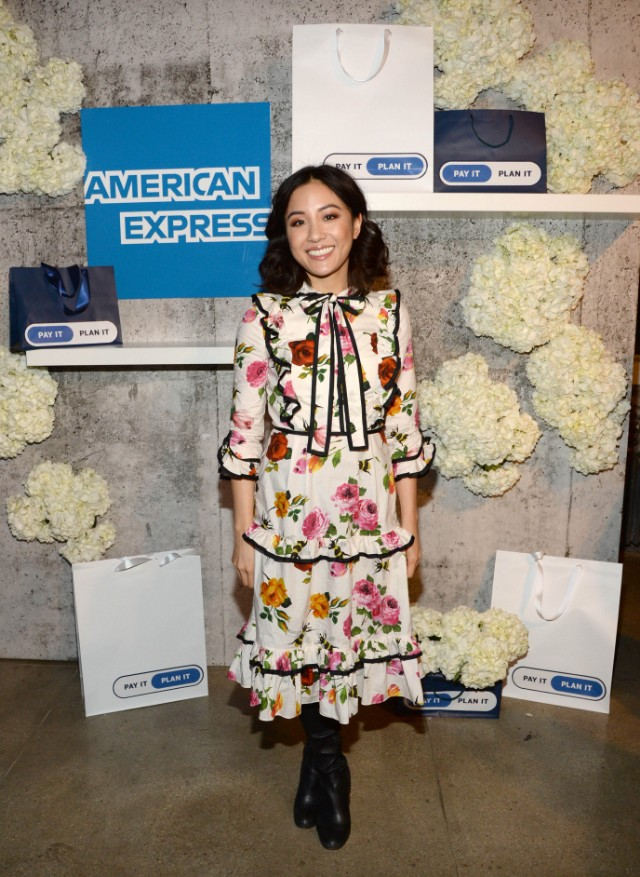 Constance Wu for American Express