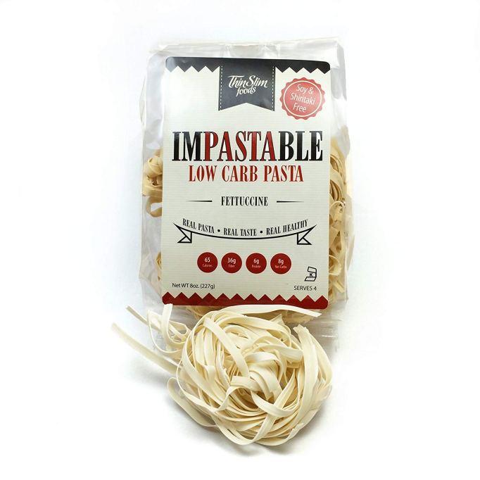 Impastable Low Carb Pasta