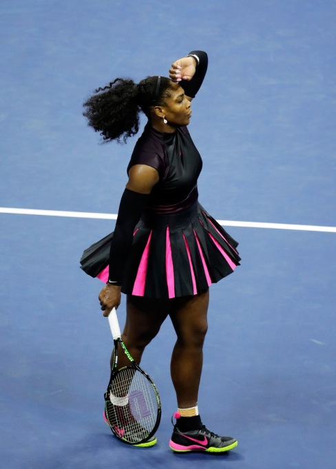 Serena Williams: 2016 U.S. Open