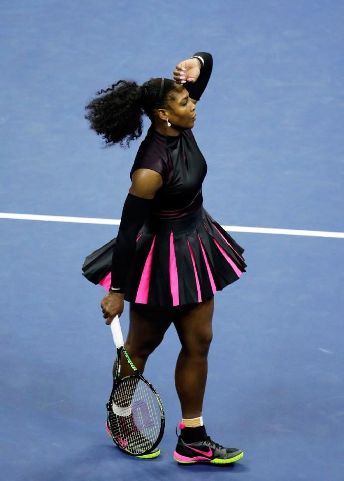 Serena Williams: 2016 U.S. Open
