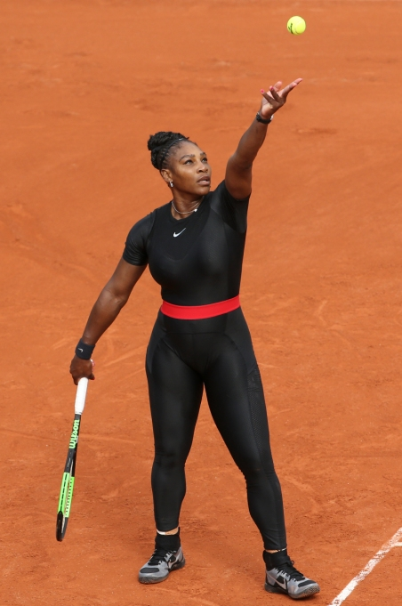 Serena Williams: 2018 French Open