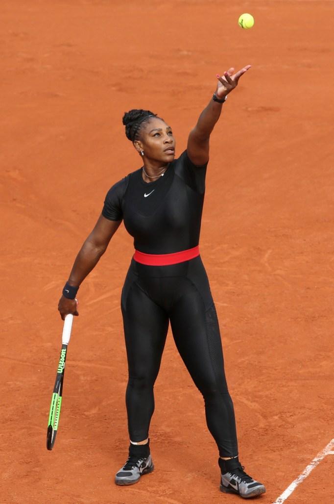 Serena Williams: 2018 French Open