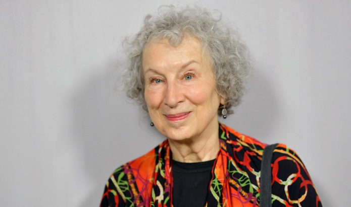 Margaret Atwood attends the Hammer Museum
