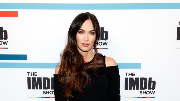 Megan Fox visits 'The IMDb Show'