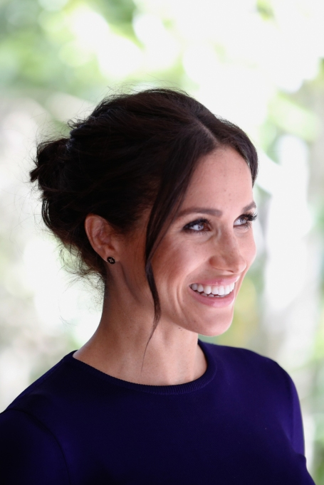 Meghan Markle October 2018